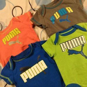 Puma Onesies 6+1🎈